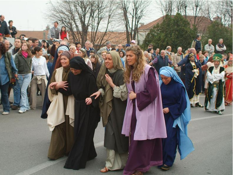 Image 1 - The Good Friday of Romagnano Sesia
