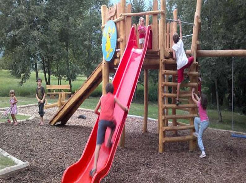 Image 0 - Parco giochi Palagnedra (Centovalli)