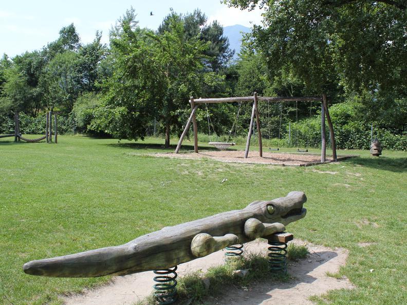 Image 2 - Parc de jeux Meriggio, Losone