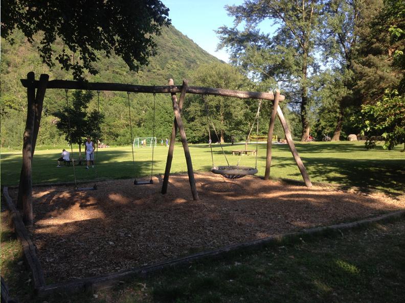 Image 1 - Parco giochi Meriggio, Losone
