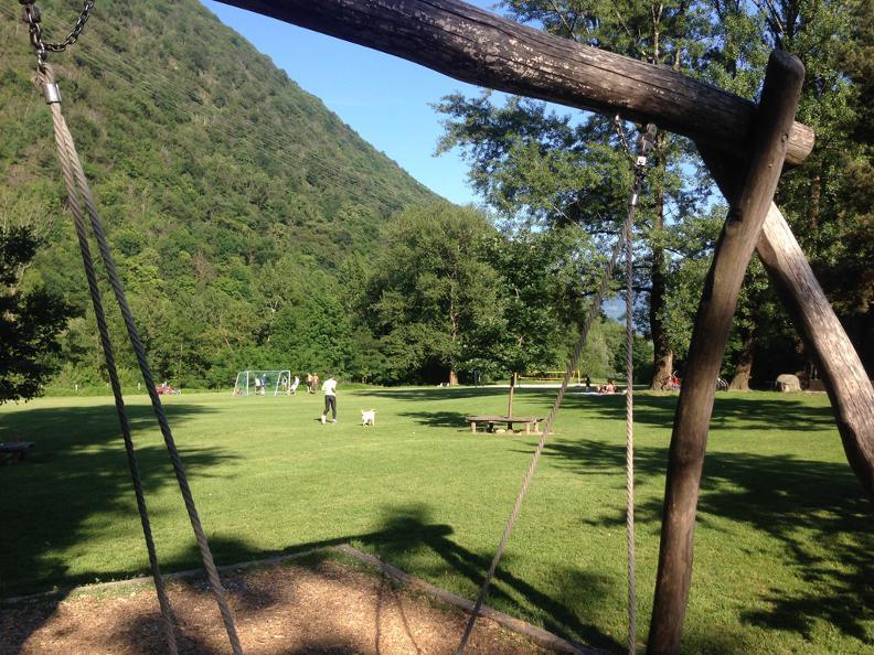 Image 4 - Playground Meriggio, Losone