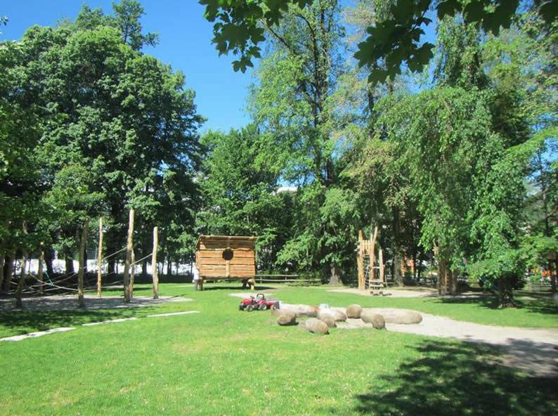 Image 0 - Spielplatz Bosco Isolino, Locarno