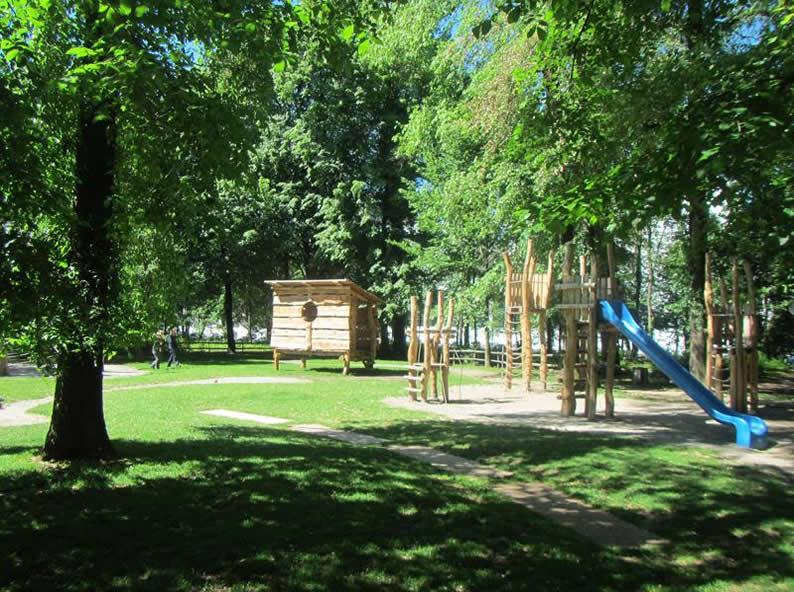Image 1 - Playground Bosco Isolino, Locarno