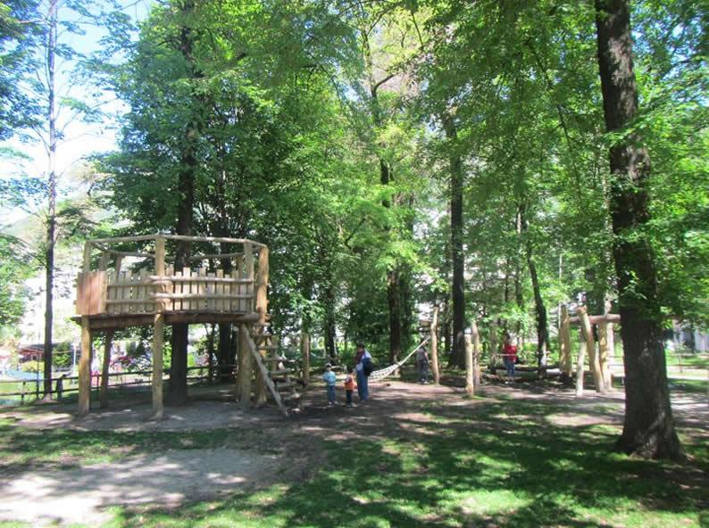 Image 2 - Playground Bosco Isolino, Locarno