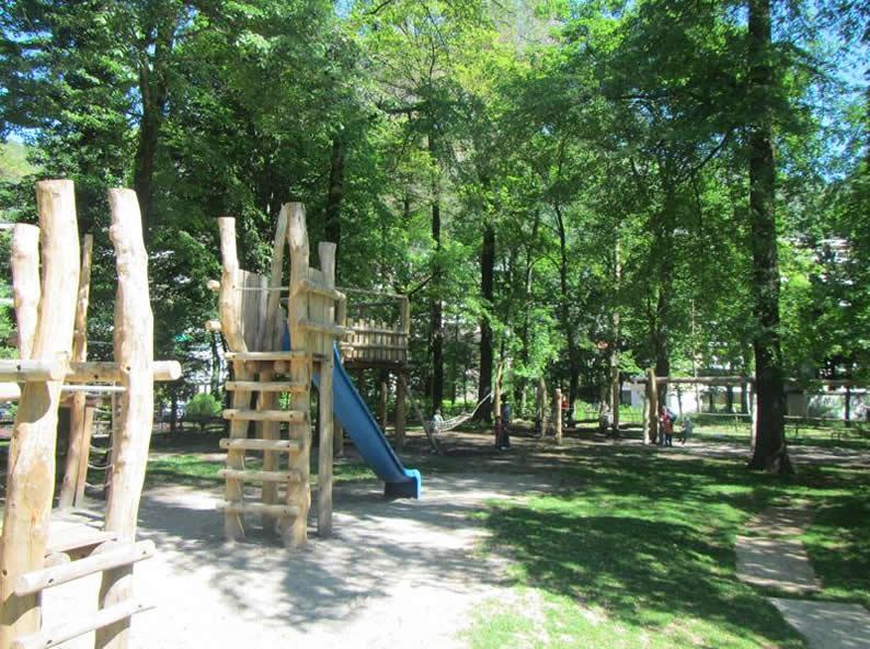 Image 3 - Playground Bosco Isolino, Locarno