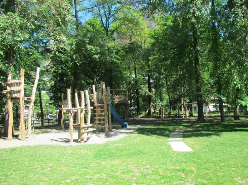 Image 4 - Playground Bosco Isolino, Locarno
