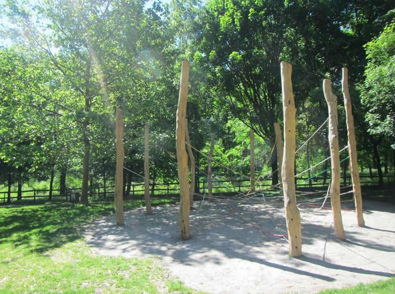 Image 5 - Playground Bosco Isolino, Locarno
