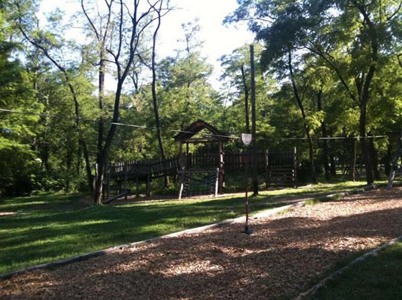 Image 0 - Playground Parco Robinson, Locarno
