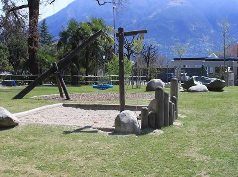 Image 0 - Playground Usignolo, Minusio