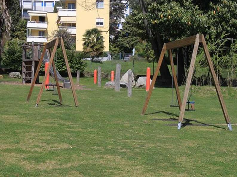 Image 1 - Playground Usignolo, Minusio