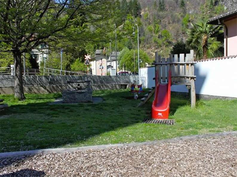 Image 1 - Parc de jeux, Verscio