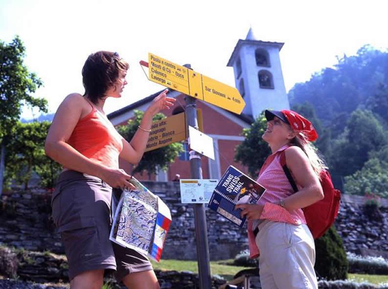 Image 1 - Sentier de randonnée du Gothard