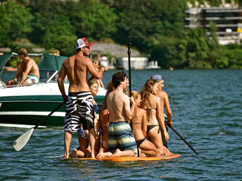 Image 2 - Stand Up Paddle Surfing in Ticino