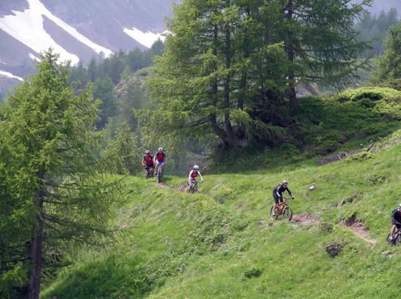 Image 1 - BlenioBike Association for the promotion of sport and MOUNTAIN BIKE tourism