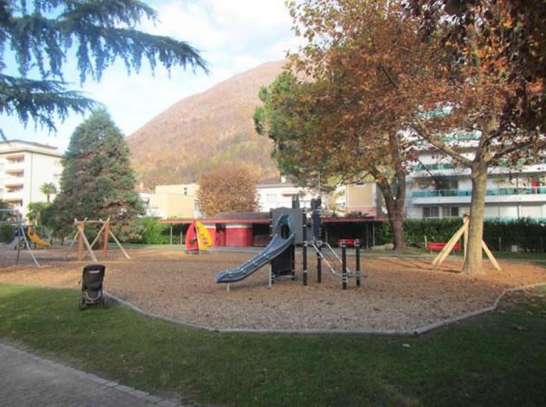 Image 0 - Spielplatz San Jorio, Locarno
