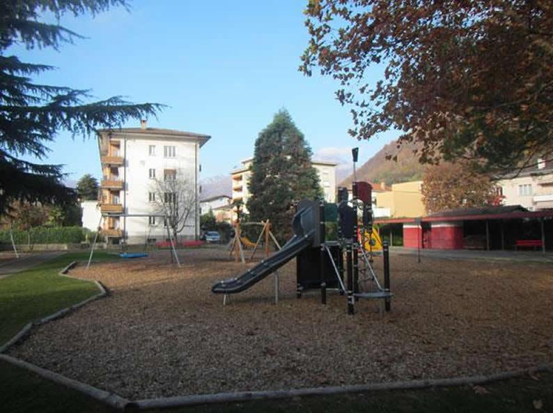 Image 1 - Spielplatz San Jorio, Locarno