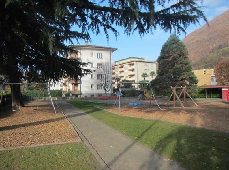 Image 2 - Spielplatz San Jorio, Locarno