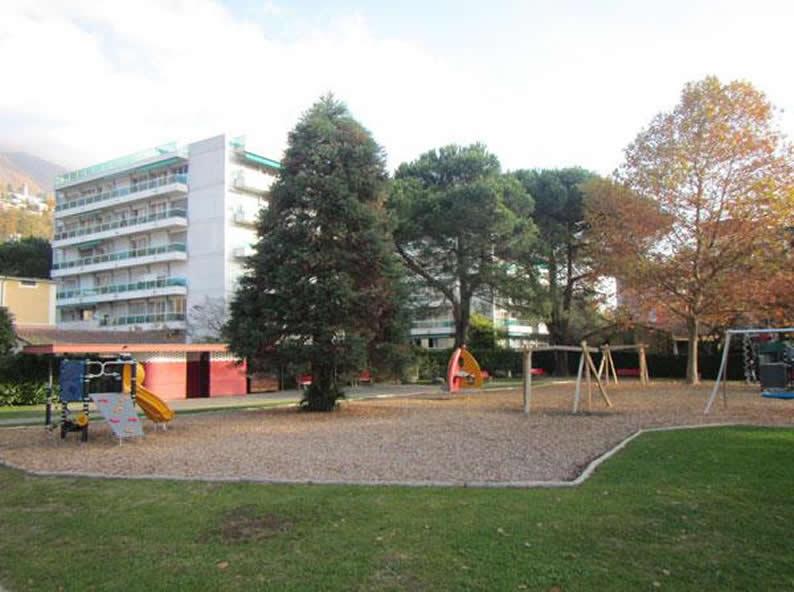 Image 3 - Spielplatz San Jorio, Locarno