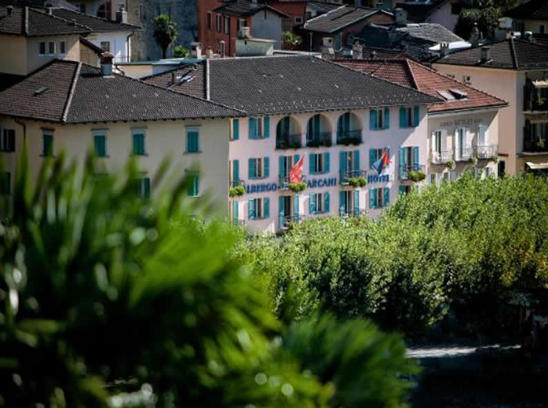 Image 0 - Hotel Albergo-Caffè Carcani ***, Ascona