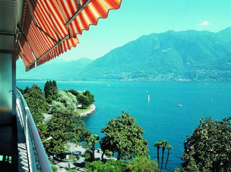 Image 2 - Ramada Hotel La Palma au Lac ****, Locarno-Muralto