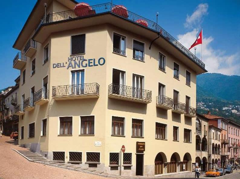 Image 0 - Hotel Dell'Angelo ***, Locarno
