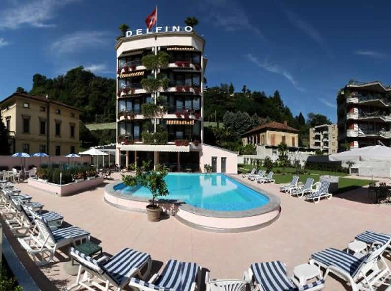 Image 0 - Hotel Delfino ***S, Lugano