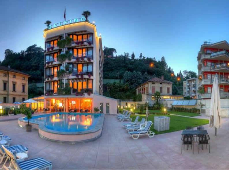 Image 2 - Hotel Delfino ***S, Lugano