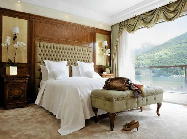 Image 1 - Swiss Diamond Hotel *****, Lugano-Vico Morcote