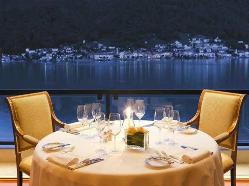 Image 2 - Swiss Diamond Hotel *****, Lugano-Vico Morcote