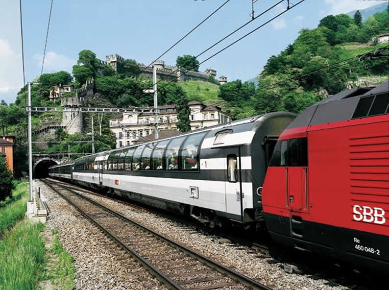 Image 0 - Swiss Travel Pass