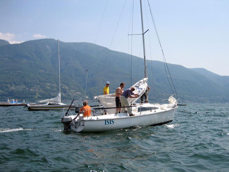 Image 0 - Scuola vela Ascona