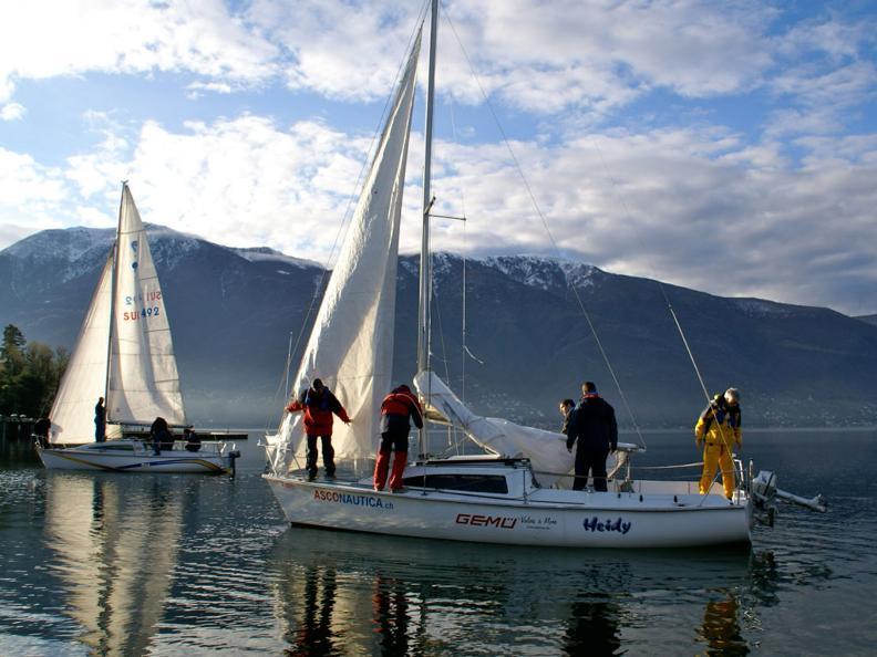 Image 3 - Scuola vela Ascona