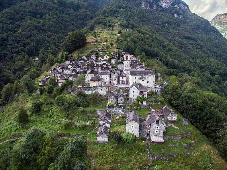 Image 0 - Hiking holidays: Sentiero Verzasca & Centovalli