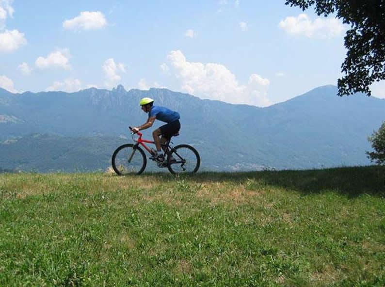 Image 2 - Pazzallo-Alpe Vicania Bike