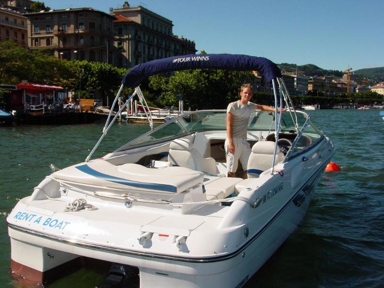 Image 0 - Boatcenter Palace Lugano SA