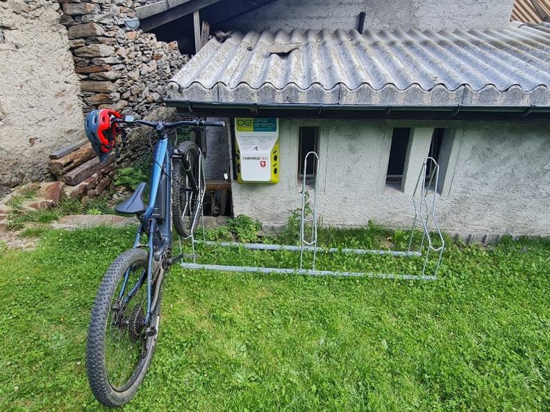 Image 0 - E-bike charging point Gribbio