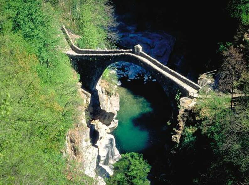 Image 0 - Römerbrücke Intragna