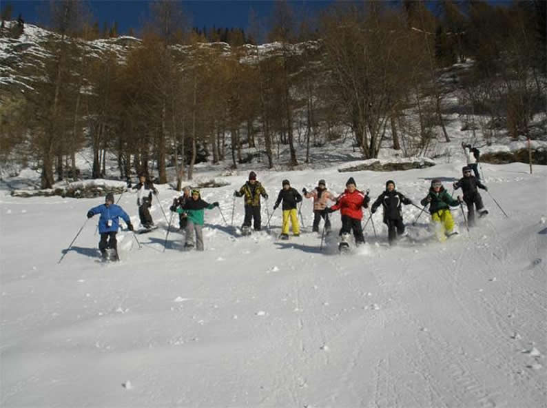 Image 5 - Discover what Bosco Gurin has to offer outside of the slopes in winter!