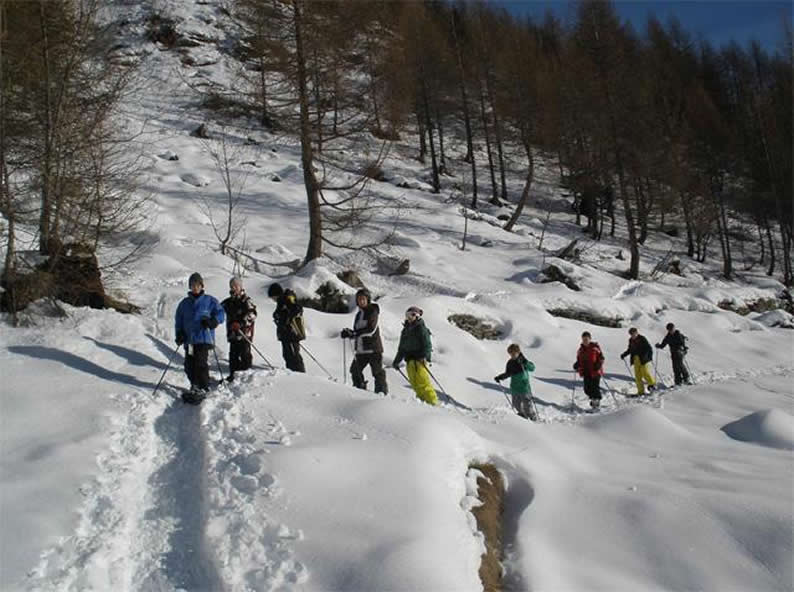 Image 6 - Discover what Bosco Gurin has to offer outside of the slopes in winter!