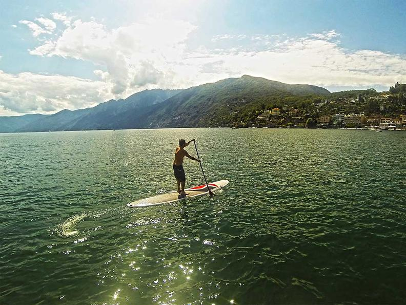 Image 4 - Stand Up Paddle Surfing in Ticino