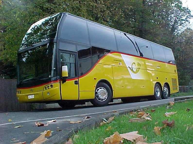Image 1 - Discover Ticino by bus