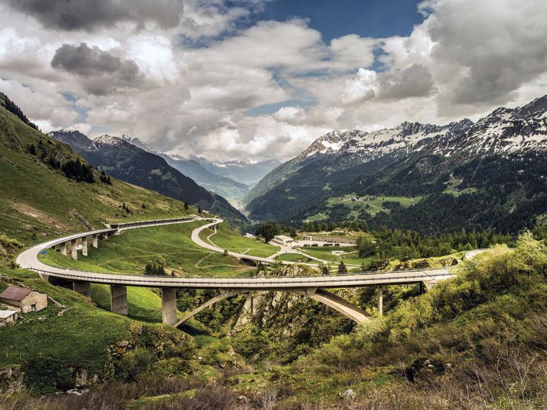 Image 1 - Scoprire il Ticino con l'automobile