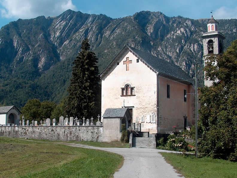Image 0 - Église San Michele à Palagnedra