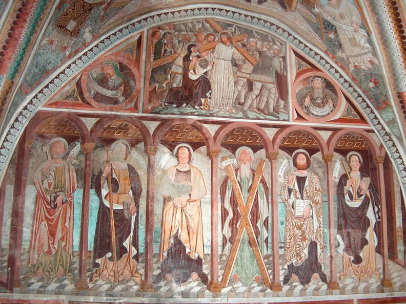 Image 3 - Church San Michele in Palagnedra