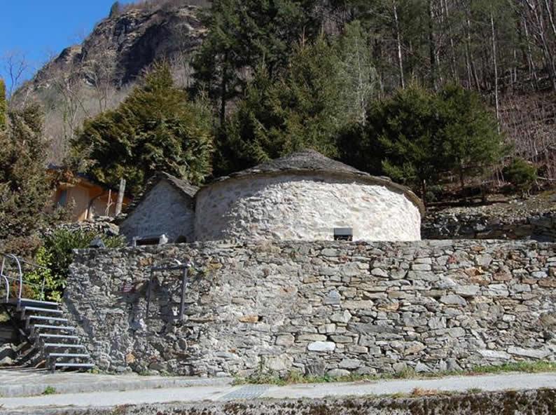 Image 1 - Sentiero storico della bassa e media Valle di Blenio