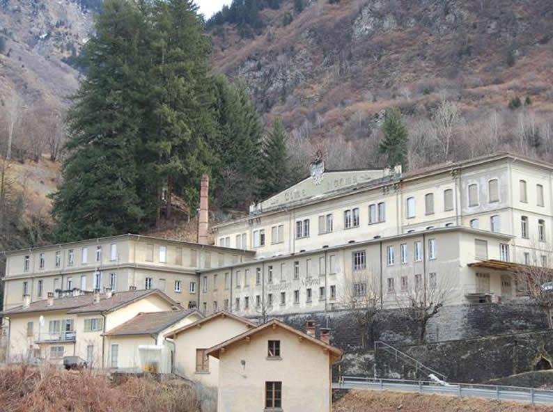 Image 1 - Sentiero storico della media e alta Valle di Blenio