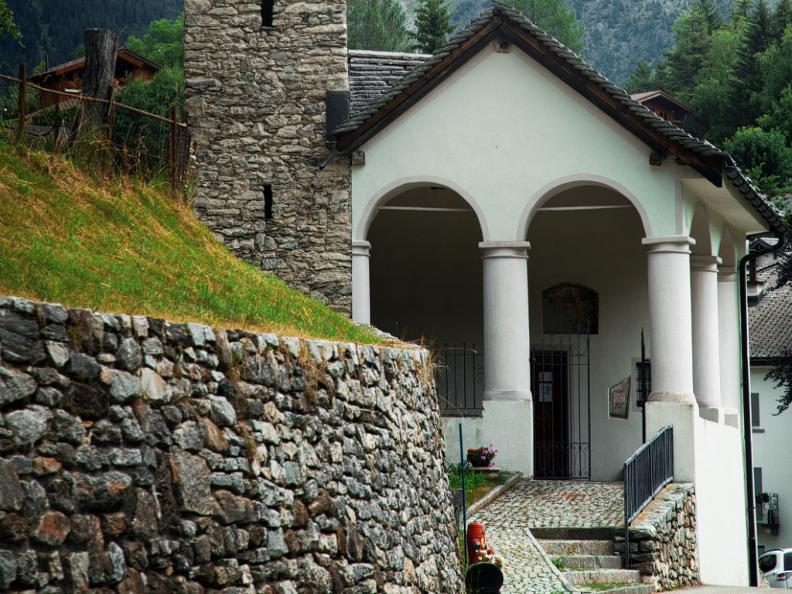 Image 0 - Chapelle de SS. Rocco Sebastiano