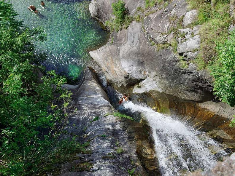 Image 2 - Santa Petronilla waterfalls
