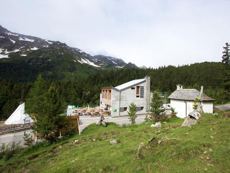 Image 0 - Centro Pro Natura Lucomagno