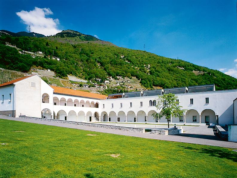 Image 0 - Augustinian Monte Carasso Monastery